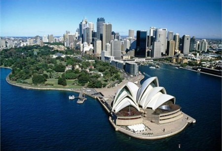 9. Sydney e1343808094148 Top 10 Tourist Destinations in 2012