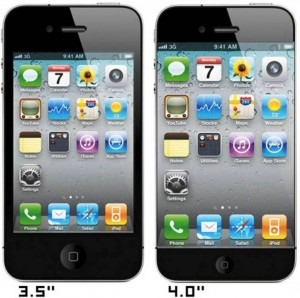10. 4 inch Screen e1347944477710 Top 10 Features of iPhone 5
