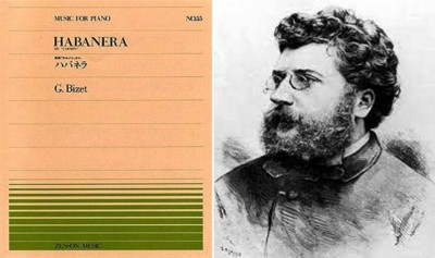 10. Georges Bizet Habanera e1346822992112 Top 10 Classical Music Pieces of All Time