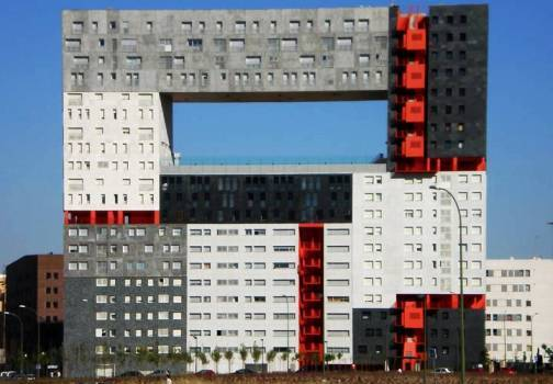10. Mirador Building Top 10 World's Ugliest Buildings 2012