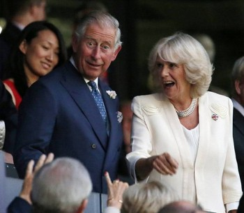 10. The Flirty Conversations of Camilla and Charles e1347958860257 The Top 10 Royal Controversies in the World