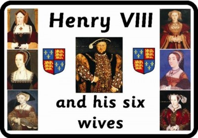 2. Henry the VIII's wives e1347958759161 The Top 10 Royal Controversies in the World