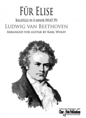 3. Ludwig van Beethoven Fur Elise e1346822906827 Top 10 Classical Music Pieces of All Time
