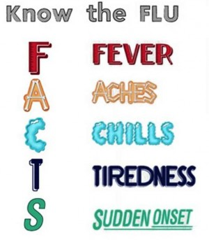 3. Physical Symptoms of Flu e1347371964758 10 Most Interesting Facts about Flu