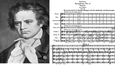 4. Ludwig van Beethoven Symphony No. 6 Pastoral e1346822918702 Top 10 Classical Music Pieces of All Time
