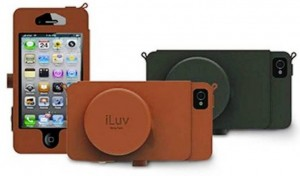 4. iLuv Camera Case e1348124186847 Top 10 iPhone 5 Cases