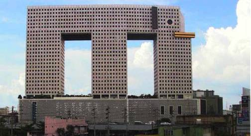 5. Elephant Building Top 10 World's Ugliest Buildings 2012