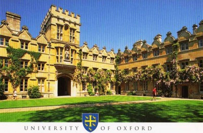 5. University of Oxford e1347518623492 Top 10 Universities in the World for 2012 2013