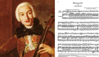6. Luigi Boccherini Minuet e1346822942422 Top 10 Classical Music Pieces of All Time