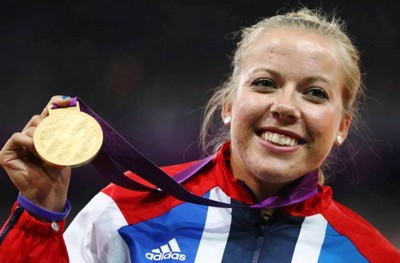 6. The Supreme Victory for Hannah Cockroft e1347345648533 Top 10 Paralympics Moments in 2012