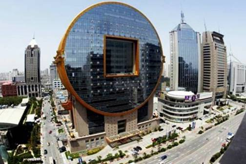 7. Fang Yuan Building Top 10 Worlds Ugliest Buildings 2012