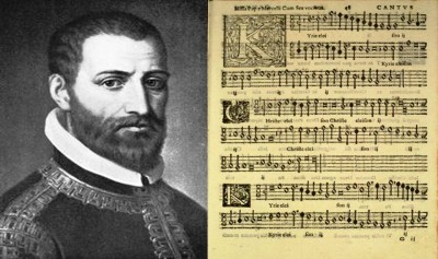 7. Giovanni Pierluigi da Palestrina Missa Papae Marcelli e1346822952104 Top 10 Classical Music Pieces of All Time