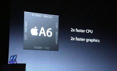 9. A6 Processor e1347944454703 Top 10 Features of iPhone 5