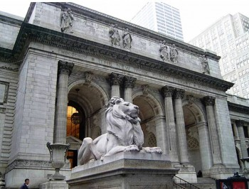 9. New York Public Library 14685192 books e1347427332407 Top 10 Biggest Libraries in the World