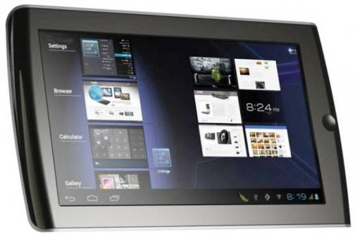 10. Coby Kyros Top 10 Alternatives to iPad Mini