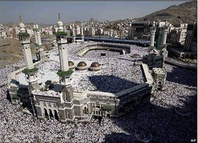 10. Travel to Mecca e1349967581613 Top 10 Facts about Eid al Adha 2012