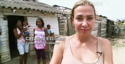 3. Catalina Escobar Top 10 Nominees for CNN Heroes of 2012