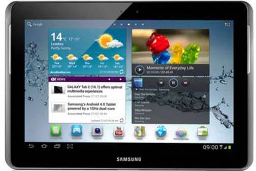 3. Samsung Galaxy Tab 2 7.0 Top 10 Alternatives to iPad Mini