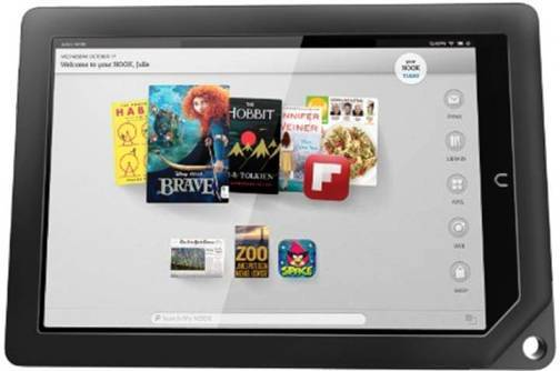 4. Barnes Noble Nook HD Top 10 Alternatives to iPad Mini