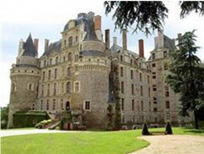 4. Brissac Castle Loire Valley e1351491785702 Top 10 Haunted Houses in the World