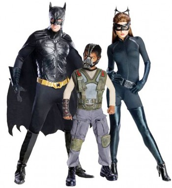 4. Dark Knight Rises Character Costumes e1351579035304 Top 10 Halloween Costumes in 2012