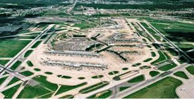4. O'Hare International Airport e1350373478646 Top 10 Biggest Airports in the World