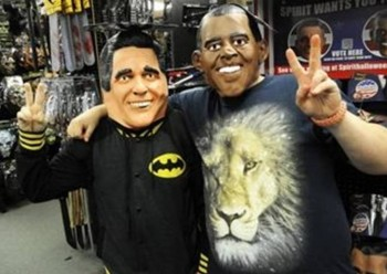 5. Barack ObamaMitt Romney Costumes e1351579043824 Top 10 Halloween Costumes in 2012
