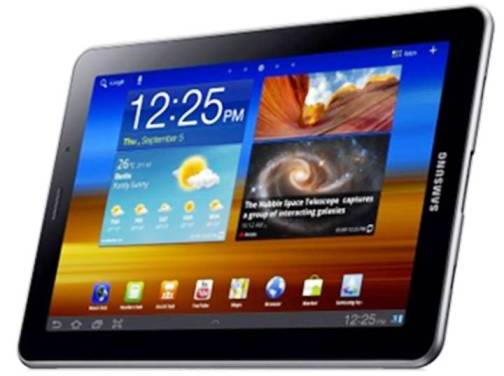 5. Samsung Galaxy Tab 7.7 Top 10 Alternatives to iPad Mini