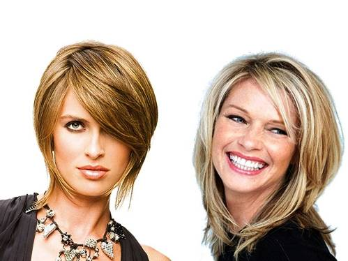 5. Show Flair with Your Hair Top 10 Fashion Tips For Ladies to Look Thinner
