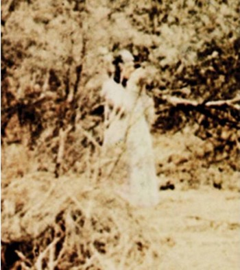 6. The Corroboree Rock Spirit 1959 e1351669459860 Top 10 Scariest Ghost Photos of All Time