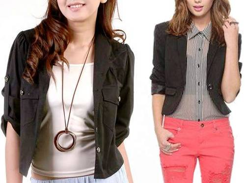 7. Jackets for Success Top 10 Fashion Tips For Ladies to Look Thinner