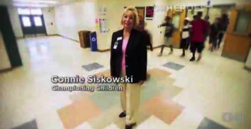 8. Connie Siskowski Top 10 Nominees for CNN Heroes of 2012