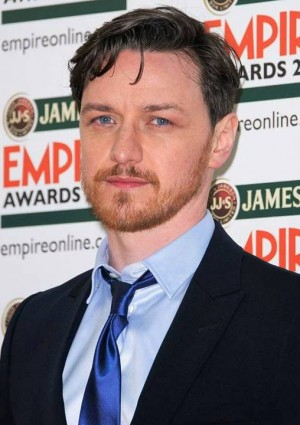 9. James McAvoy e1349270110927 Top 10 Sexiest Men in 2012