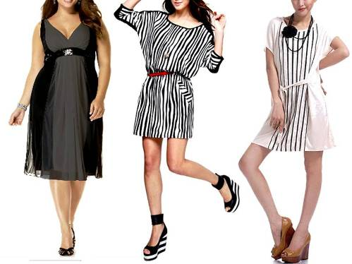 9. Wear Clothes that Have Vertical Lines Top 10 Fashion Tips For Ladies to Look Thinner