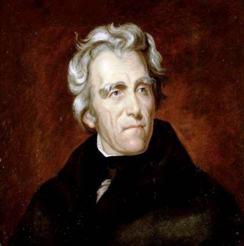 2. Andrew Jackson 1829 – 1837 e1352273768536 Top 10 Worst US Presidents in History