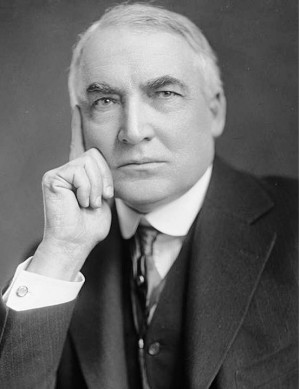 4. Warren G. Harding 1921 – 1923 e1352273785739 Top 10 Worst US Presidents in History