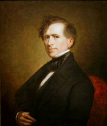 5. Franklin Pierce 1853 1857 e1352273797162 Top 10 Worst US Presidents in History