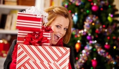 1. Shop with Christmas Joy