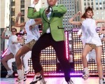 2. The Gangnam Style Fever of Psy