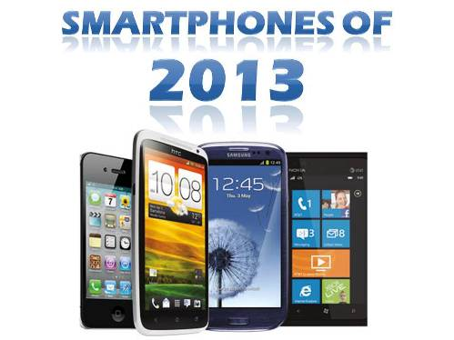 10 Newest Smartphones in 2013
