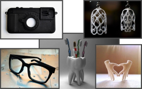 Top 10 Things to Do with a 3D Printer
