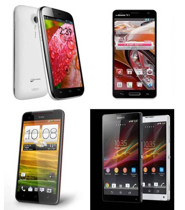 10 Best Quad Core Mobile Phones