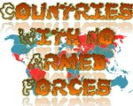 Countries With No Armed Forces