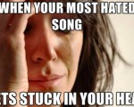 Most Hated Songs