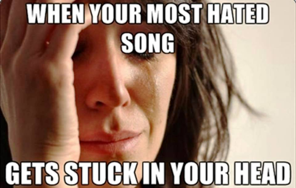 10 Most Hated Songs of All Time