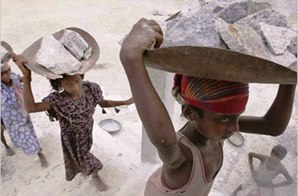 Top 10 Countries with Child Labor Problems