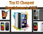 Top 10 Cheapest Smartphones in 2013