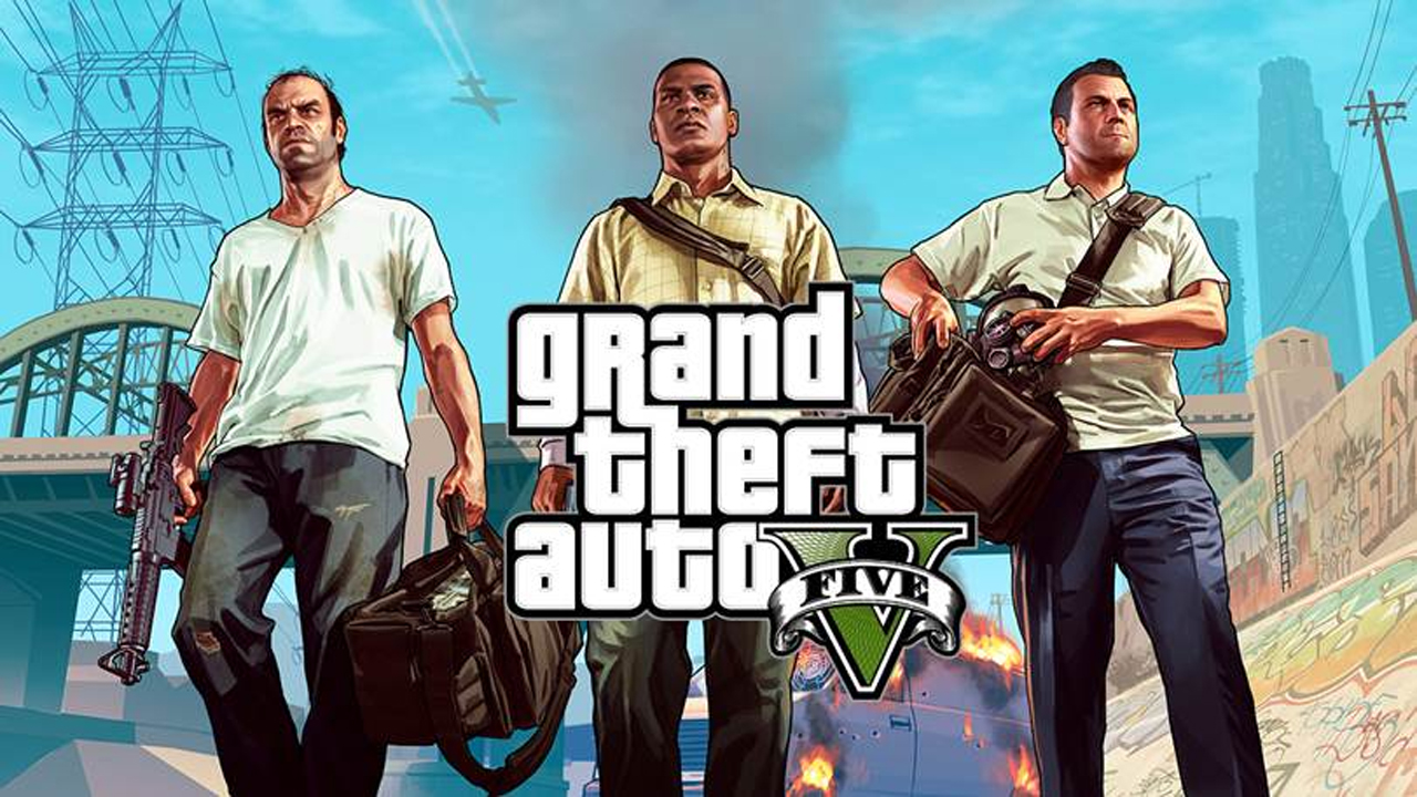 GTA-5 video game news