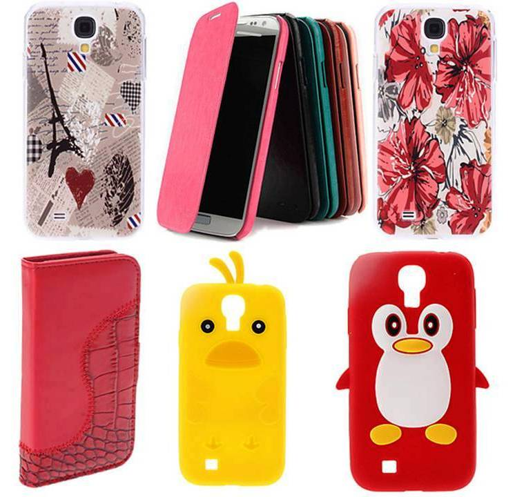 Top 10 Samsung Galaxy S4 Cases