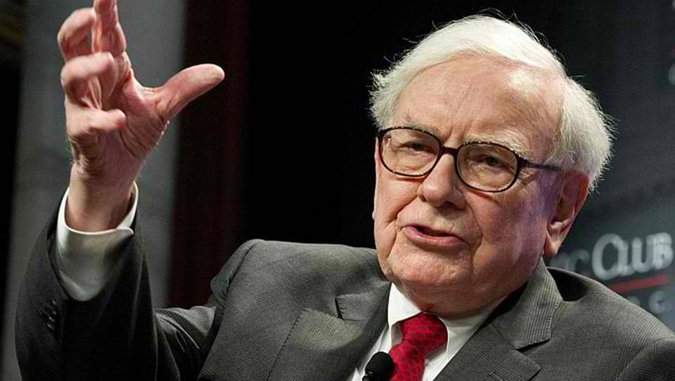 Top 10 Warren Buffett Stocks